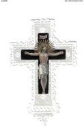 Image Religieuse  - Croix - Canivet - TB - Images Religieuses