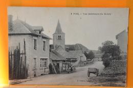 Poil - Vue Intérieure Du Bourg - Otros Municipios