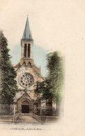 Lunéville   église Saint Maur - Luneville