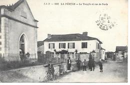 Nv/ 1    16   La Péruse    Le Temple & La Rue De Suris     (animations) - Autres Communes