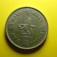 Hong Kong 1 Dollar 1975 - Hong Kong