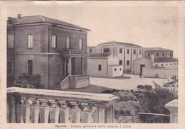 MAROTTA VEDUTA GENERALE DELLA COLONIA S. LUCIA  VG  AUTENTICA 100% - Pesaro