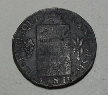 1793 - France - SOL Aux Balances, FRANCOISE, L'AN II, D. Gad 19 - 1789-1795 Period: Revolution