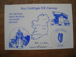 Na Ceiltigh DX Group Eire Celtique, Nan Ceiltich Celtiadd Keltiad, - CB
