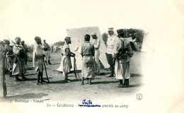 JUIFS (parlementaires) Amenés Au Camp (conquête Française Du Maroc) - Afrika