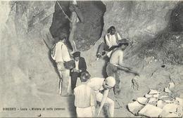 GIRGENTI - Lucia , Miniera Di Zolfo (interno). - Agrigento
