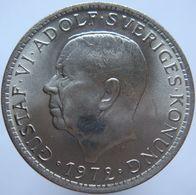 Sweden 5 Kronor 1972 BU - Suède
