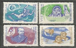 Vietnam 1965 Mint Stamps - Space - Viêt-Nam
