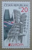 Tschechische Republik       Europa  Cept    Besuchen Sie Europa  2012  ** - Europa-CEPT