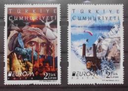 Türkei       Europa  Cept    Besuchen Sie Europa  2012  ** - Europa-CEPT