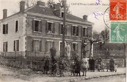 40 Castets Des Landes, Gendarmerie - Castets