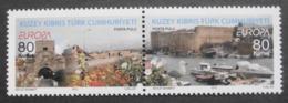 Türkisch-Zypern       Europa  Cept    Besuchen Sie Europa  2012  ** - 2012