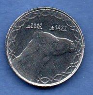 Algérie - 2 Dinars 2002 - Km # 130 - état SUP - Algérie