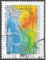 Macédoine - Y&T N° 480 - Oblitéré - Macédoine