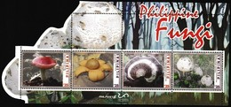 MNH Philippines 2019 - Fungi, Mushrooms - Hongos