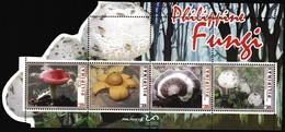 MNH Philippines 2019 - Fungi, Mushrooms - Funghi