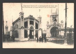 Liège - Exposition Universelle Et Internationale De Liège 1905 - Le Pavillon De La Firme Melotte De Remicourt - Liège