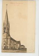 ALLEMAGNE - HESSE - GRIESHEIM - Kath. Kirche - Griesheim