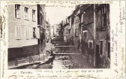 VERVIERS - Quai De La Batte - Oblitération De 1902 - Verviers
