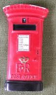 Vintage British Post Office Box Fridge Magnet From London - Magnetos