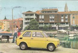 AUTOMOTIVE - Fiat 126 P - Slovenia - Piran - Turismo