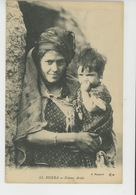 ETHNIQUES ET CULTURES - AFRIQUE - ALGERIE - BISKRA - Femme Arabe - Afrique