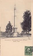 "361/ Monument Of ""The Volunteer Firemen Of Texas, Austin Texas - Austin"