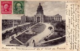 362/ State Capitol, Austin Texas, 1905 - Austin