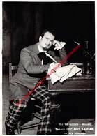 Luciano Saldari - Koninklijke Opera Gent - Opera Rigoletto 1959 - Foto 10,5x15cm Gehandtekend/signed - Photos