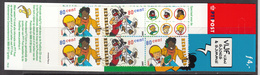 2000 Netherlands Art Comics  Complete Unexploded Booklet  MNH - Comics