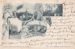 Groeten Uit Valkenburg Circulée En 1899 !!! - Valkenburg