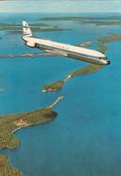 AIRPLANES - Finland 1972 - Finnair Super Caravelle - Pulkkilanharju - 1946-....: Ere Moderne