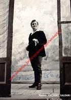 Luciano Saldari - Opera - 1959 - Foto 9,5x13cm - Gehandtekend/signed - Photos