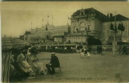CPA FRANCE - TROUVILLE SUR MER - LE CASINO - ND PHOT. 1910s ( BG6328) - Trouville