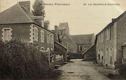 La Chapelle-Enjuguer La Manche Pittoresque N°99 CPA 50 - Autres Communes