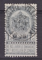 N° 53  CHASTRE VILLEROUX - 1893-1907 Coat Of Arms