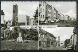 Allemagne - Hesse - Trinkhalle Heinrich Keller - Lämmersppiel Kr. Offenbach - Oppermann Nº P188 - Dentelée - 6590 - Offenbach