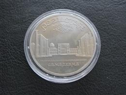USSR Soviet Russia Registan 5 Rubles 1989 Proof - Russland