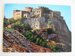 CACCAMO   CASTLE CASTELLO  PALERMO   SICILIA   VIAGGIATA CONDIZIONI FOTO - Castelli