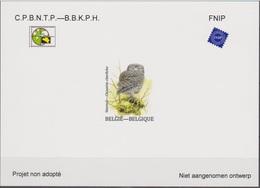 Année 2016 : NA35 - André Buzin - Projets Non Adoptés