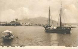 TRAPANI - La Marina. - Trapani