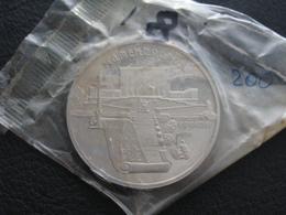 USSR Soviet Russia Matenadaran  5 Rubles 1990 Proof - Russland