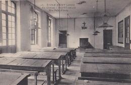 Montargis : (Série De 20 CP Ecole Saint-Louis) - N° 15 Une Salle D'Etude - Montargis