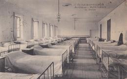 Montargis : (Série De 20 CP Ecole Saint-Louis) - N° 17 Le Dortoir - Montargis