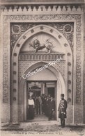 CPA Exposition Internationale Lyon De 1914 - Pavillon De La Perse - Porte D'entrée - 1918 - Armée Belge En Campagne - Lyon