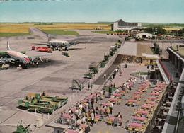 AERODROMES - Germany - Dusseldorf Airport 1965 - Aérodromes