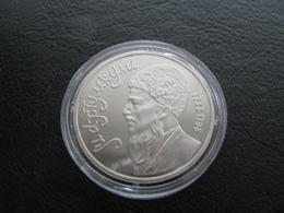 USSR Soviet Russia Mahtumkuli Fragi 1 Ruble 1991 Proof - Russland