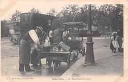 CPA PARIS Vécu - Le Marchand De Coco - Artigianato Di Parigi