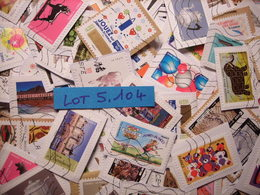 FRANCE : Lot De + De 1000 Timbres GRANDS FORMATS (Lot 5.104) - Sellos