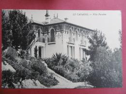 Environs De CAVALAIRE - Sur - MER ( VAR )  Le CANADEL  - Villa PARADOU - France